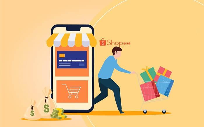 Bán hàng trên Shopee thu lại lợi nhuận khủng