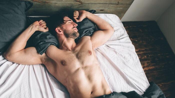Muốn tăng cơ bắp phải ngủ đủ giấc